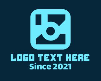 It - Digital Tech Letter Z logo design