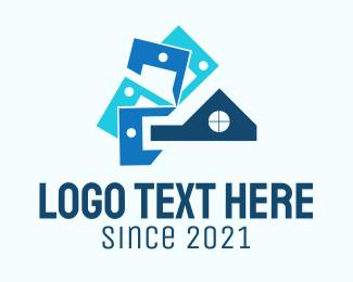 Renovation - Home Property Renovation logo design