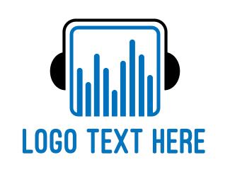 Facebook - Music Beat logo design