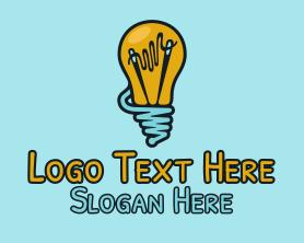 Handmade - Sewing Ideas logo design