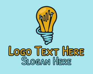 Idea - Sewing Ideas  logo design