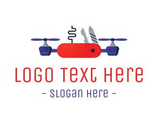Drone Tool Logo