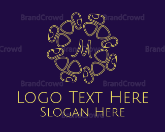 Cell - Abstract Lettermark logo design