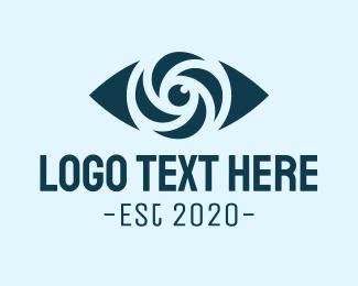 Eye - Shutter Eye Photography logo design