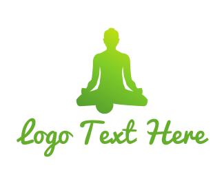 Bell - Yoga Bell logo design
