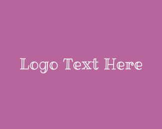 Cute - Purple & Cute  logo design