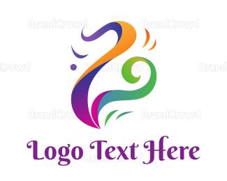 Activity - Multi Color Steam logo design