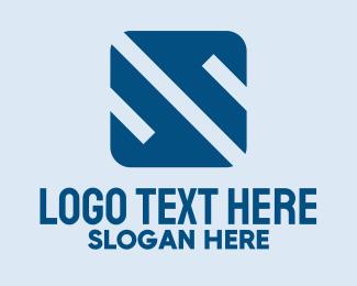 Corporate - Corporate Tech Square logo design