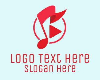 Listen - Music Streaming Festival logo design