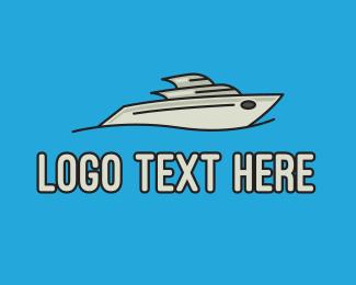 Grey - Grey Powerboat logo design