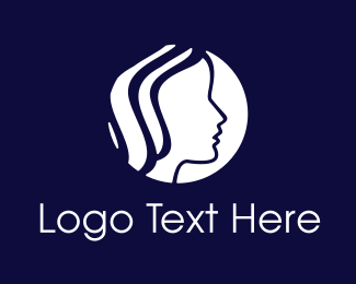 Feminine - Feminine Circle logo design