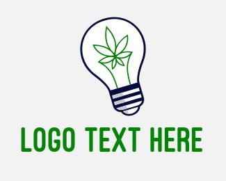 Ejuice - Cannabis Idea logo design