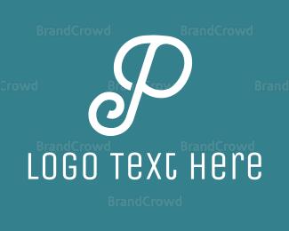 Beauty - Beautiful Letter P logo design