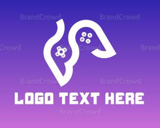 Player - Pro Player Gaming logo design
