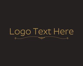Classic - Classical Wordmark logo design