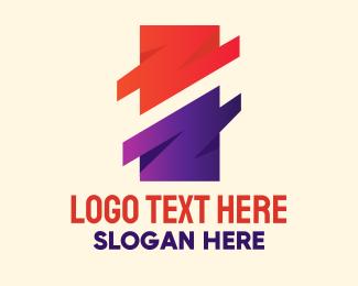 Rectangle - Modern Abstract Rectangle logo design