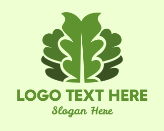 Green Foliage Logo