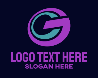 Web Developer - Power Letter G logo design