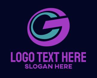 Web Design - Power Letter G logo design