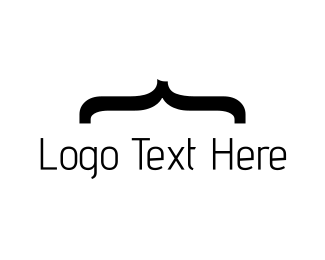 Parentheses - Black Code logo design