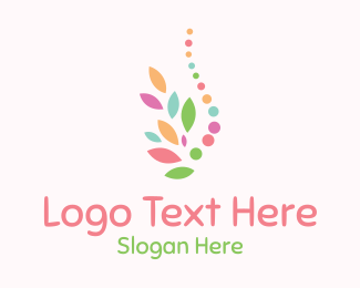 Yoga - Spa & Yoga Plant logo design