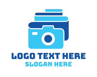 Zig Zag - Camera Film logo design