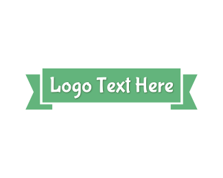 Turf - Garden Green Banner logo design