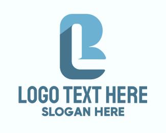 Logo - Monogram B & L logo design
