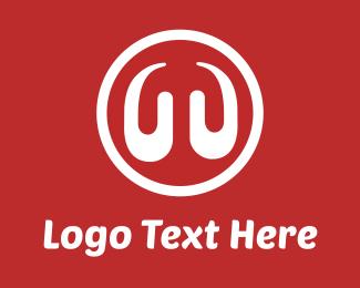 Finger - Red Hands logo design