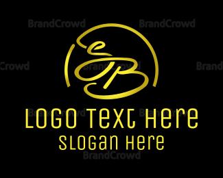 Fortune - S & B logo design