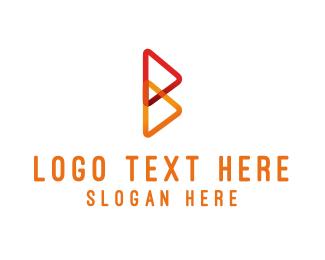 Shopify - Media Player logo design