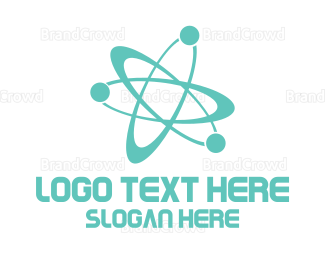 Biology - Molecule Technology  logo design
