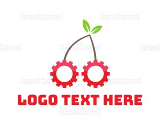 Cherry - Cherry Gear logo design