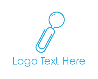 Search - Office Search logo design