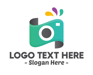 Electronics Store - Instagram Photography logo design