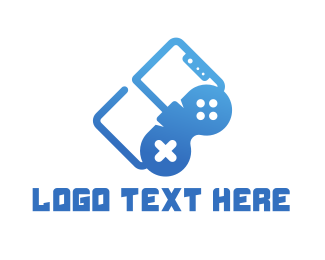 Gaming - Game Application logo design