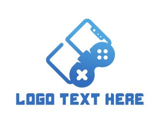 Gaming - Game Application logo design