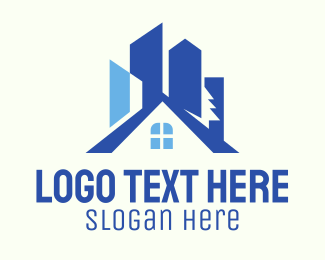 Realtor - House Building Realtor logo design