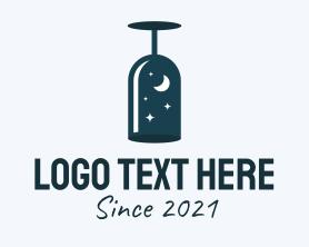 Night - Night Bar logo design