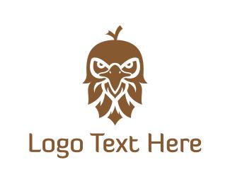 Brewery - Brown Eagle logo design