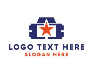 Photography - Photography Star logo design