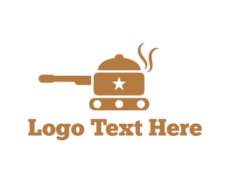 Army - Army Pot logo design