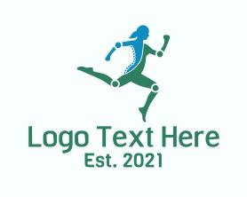 Chiropractic - Chiropractic Human Body logo design
