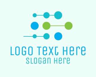 Biochem - Modern Science logo design