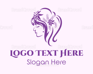 Hair - Hair Fashion logo design