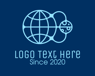 Planetary - Global Astronomical Science logo design