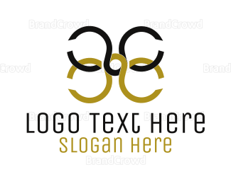 Build - Double Infinity logo design