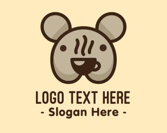 Koala - Koala Bear Australian Coffee logo design