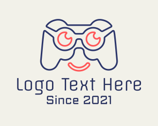 Twitch - Happy Gaming Mascot logo design