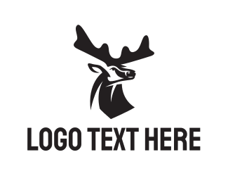 Timeless - Deer logo design